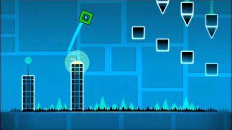 Level 3 - Polargeist By RobTop (Easiest Level) (3 Coins)-0
