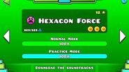 Geometry Dash - Hexagon Force
