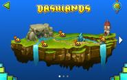 Dashlands location