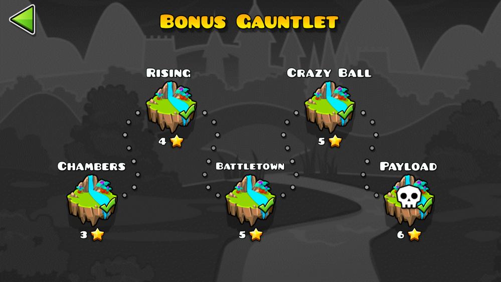 BonusGauntlet