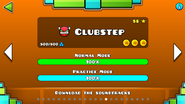 ClubStepMenu