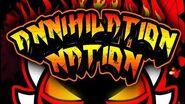Geometry Dash ~ Annihilation Nation VERIFIED (Extreme demon) ~ My Masterpiece - Zylenox (Live)