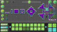 New editor system