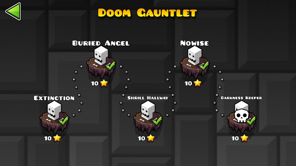 DoomGauntlet