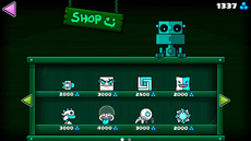 Tienda Geometry Dash World 2