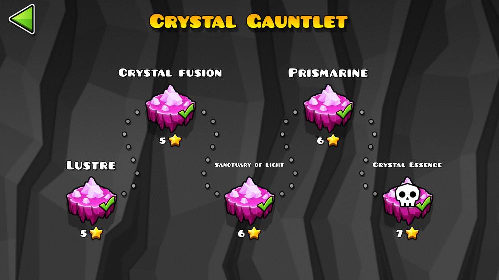 CrystalGauntlet