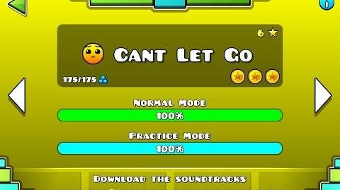 Geometry Dash - Can't Let Go