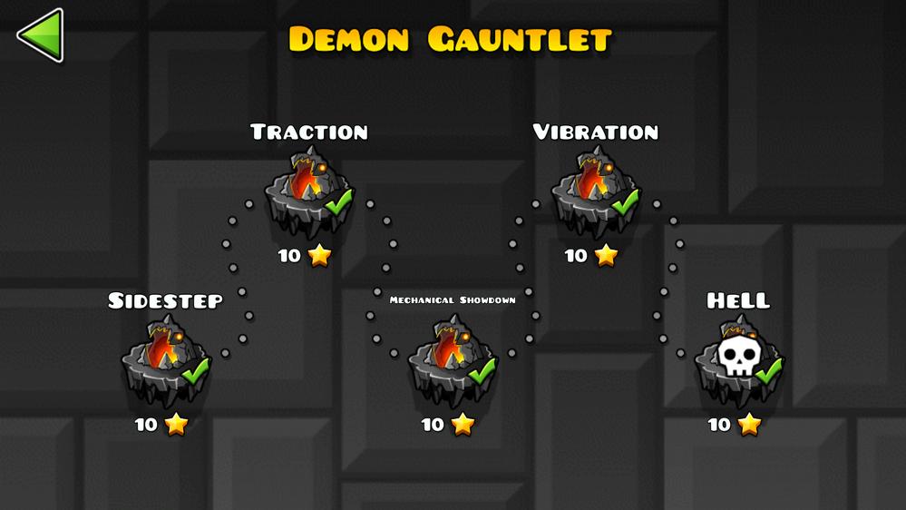 DemonGauntlet