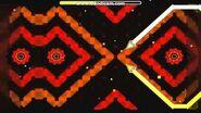 Geometry Dash - Crimson Clutter by RedUniverse (Demon)