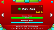 DryOutMenu