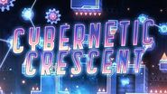 """""""Cybernetic Crescent"""" (Preview) by Serponge, G4lvatron, Viprin & more - Geometry Dash 2"""