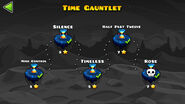 Time Gauntlet Levels