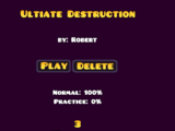 Ultimate Destruction