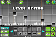 Geometry Dash Old Level Editor
