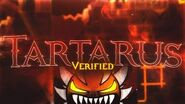 TARTARUS VERIFIED! By Riot and more LEGENDARY DEMON Geometry Dash