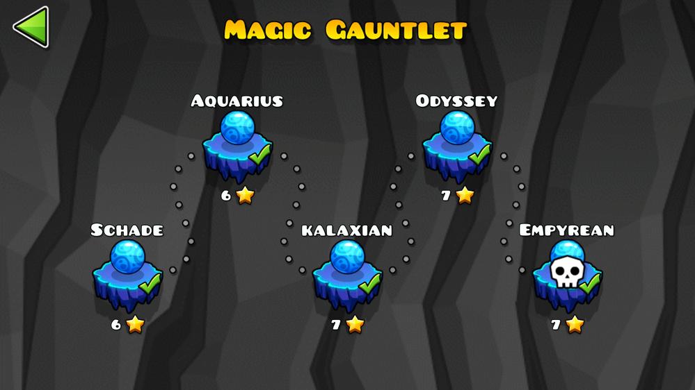 MagicGauntlet