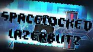 Spacelocked By LazerBlitz (me) (Geometry Dash 2