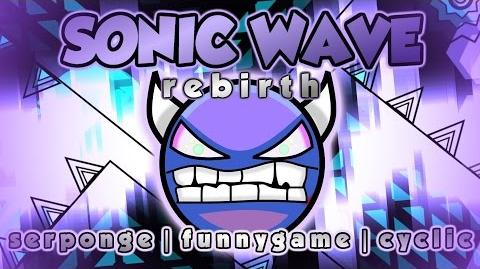 Sonic Wave Rebirth Whole Level Gameplay by Mefewe, Cut and Edited by me