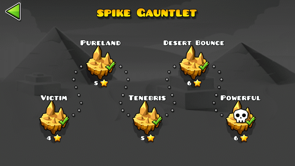 SpikeGauntlet