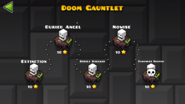 Doom Gauntlet Levels