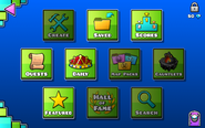 GDW sec menu