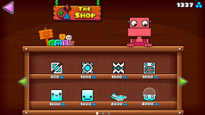 Tienda Geometry Dash World 1