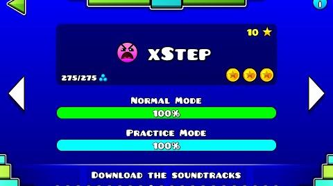 Geometry Dash - xStep