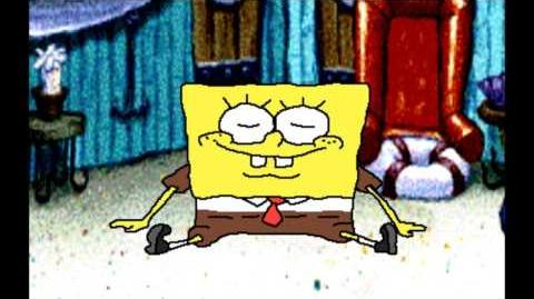 """""""Sponge Feed Snail"""" (Lost SpongeBob Episode, 2004)"""
