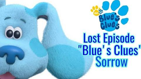 """Blue's Clues Lost Episode """"Blues Clues Sorrow"""" - ( Review and Gamplay)"""