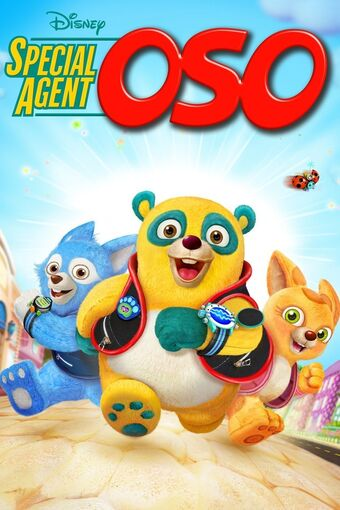 Special Agent Oso Is Not So Special Special Agent Oso Lost Episode Geoshea S Lost Episodes Wiki Fandom