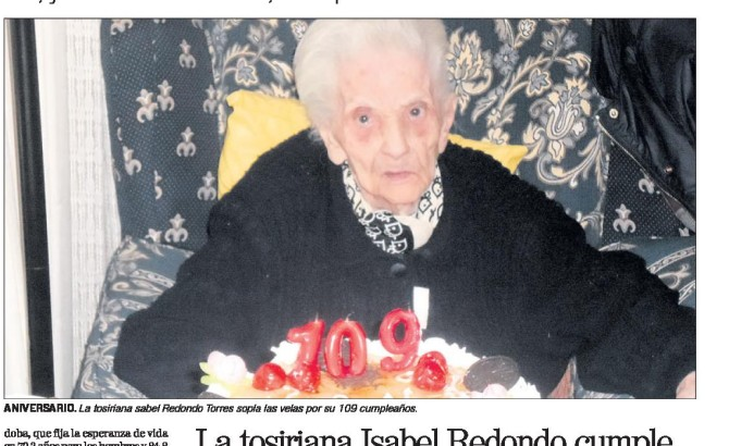 Isabel Redondo Torres