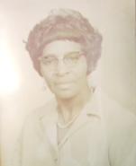 Elizabeth Francis Young B
