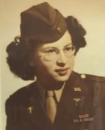 Julia Kabance WWII 1