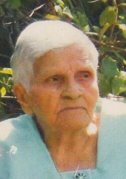 Secundina Rivera Cumba