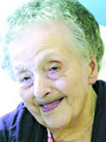 Beulah Young later years