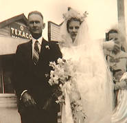 Dexter Kruger Marriage