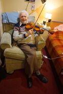 Harry Fransman 106 violin