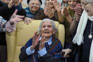 Benvinda Marques Matias 111 years old