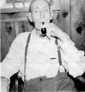 Robert Alexander Early Aged 107