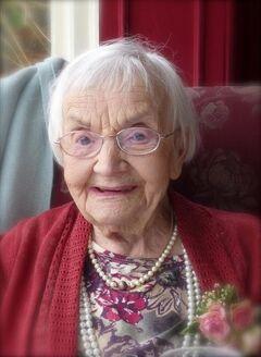Violet Davies-Evans