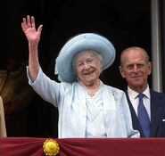 Prince Philip August 2000