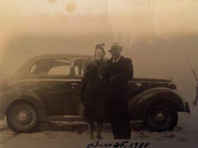 Clara and Alois