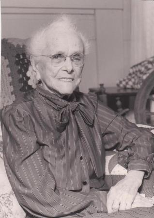 Minnie Davenport