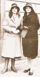 Johanna Klink 1930s