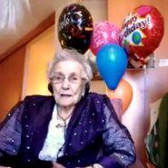 Olive Myhre 109 Birthday April 2 2021