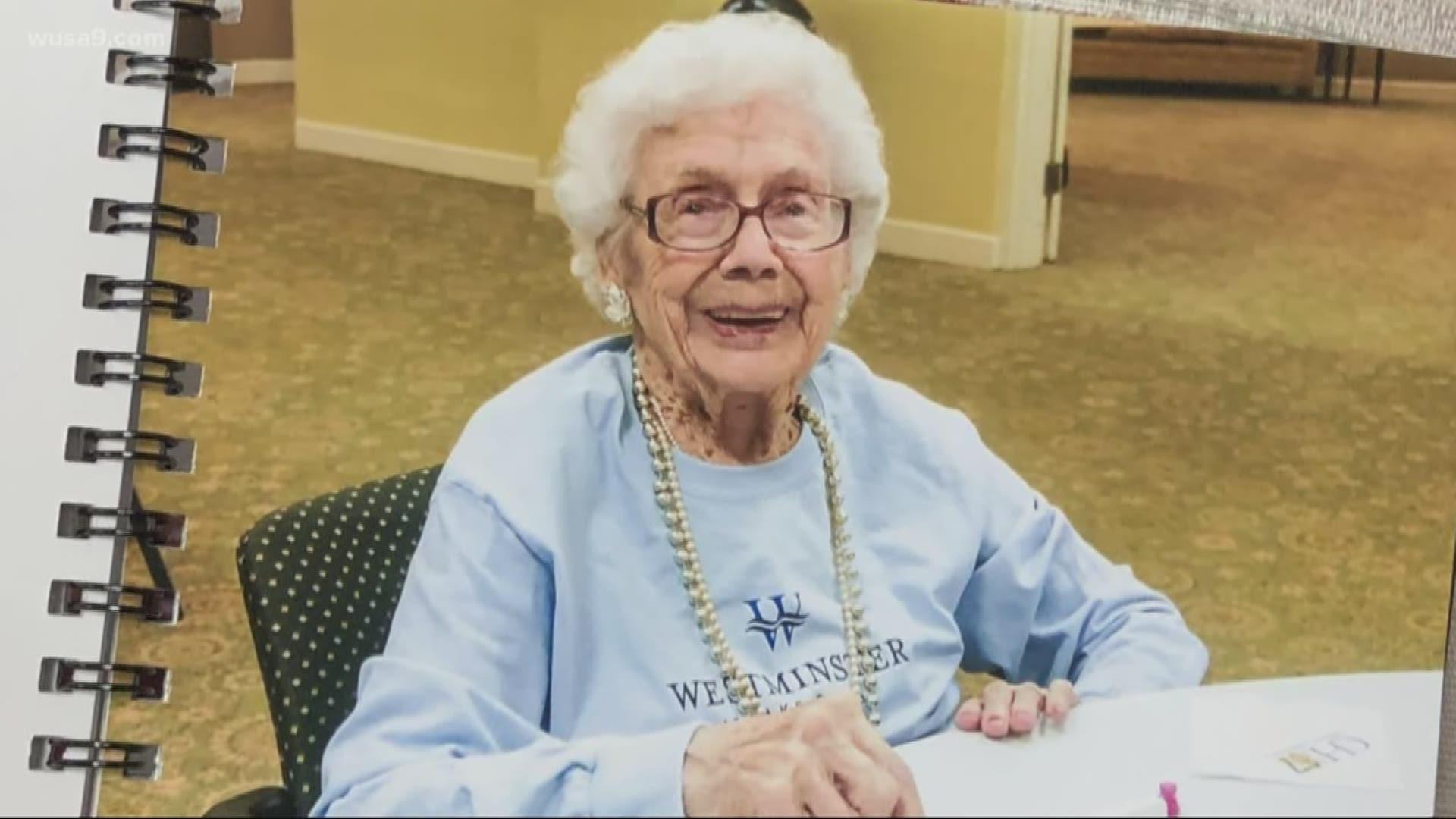 Doris Woodring