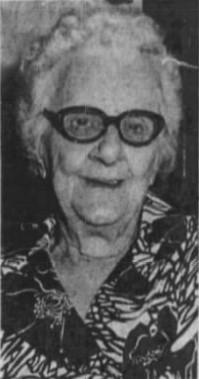 Maxine Ashinger