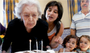Romana Marques on her 107th Birthday