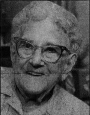 Mary Sorenson