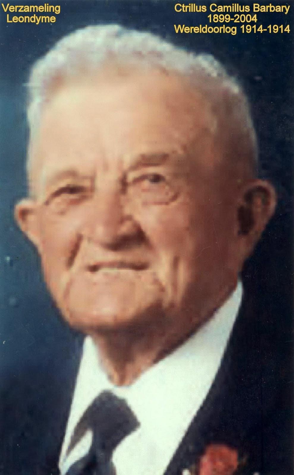 Cyriel Barbary